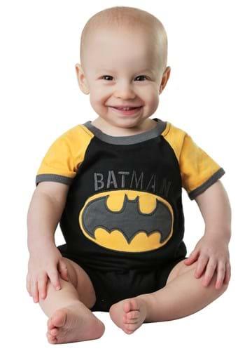 Batman Infant Onesie Upd