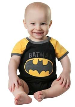 Batman Infant Onesie Upd