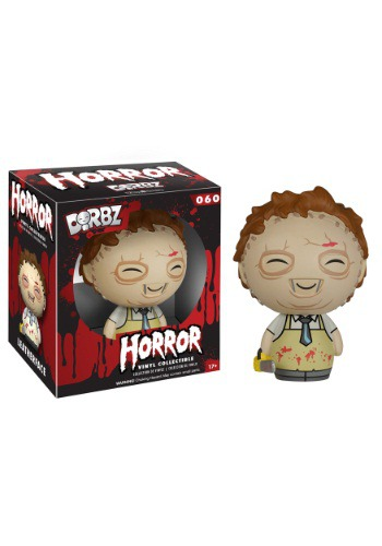 Dorbz Horror Leatherface Vinyl Figure FN6334
