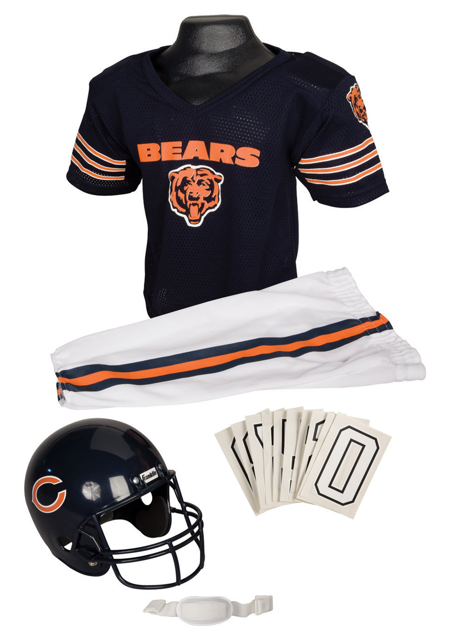 71daab5f86331 Kids NFL Chicago Bears Uniform Set. PinterestTwitterFacebook · NFL Chicago  Bears Costume