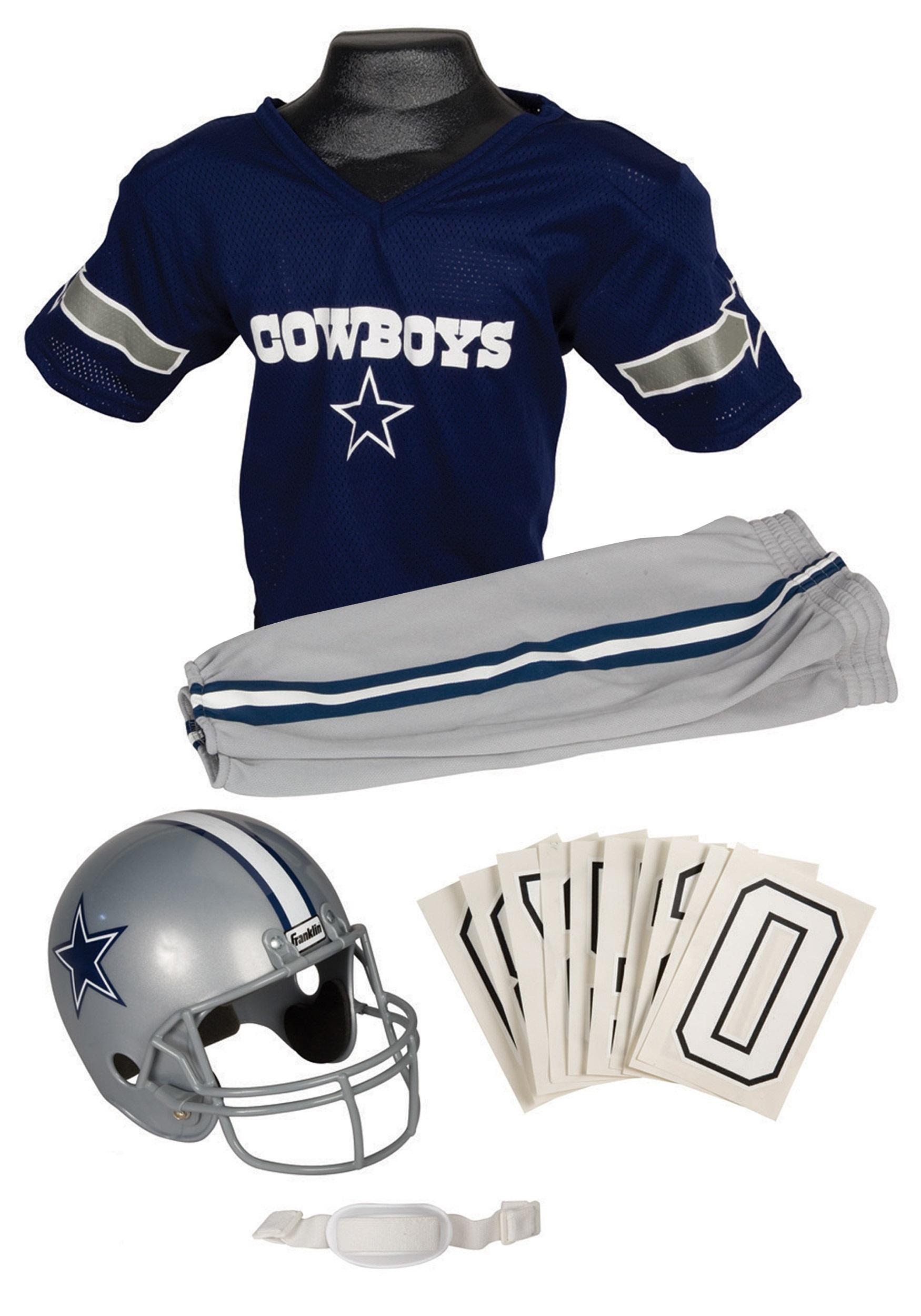 Discount NFL Kids Cowboys Uniform Costume