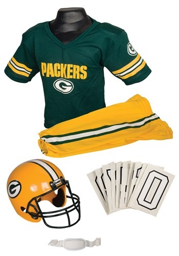 Packers NFL Uniform Costume