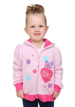 Sesame Street Abby Toddler Girls Hoodie