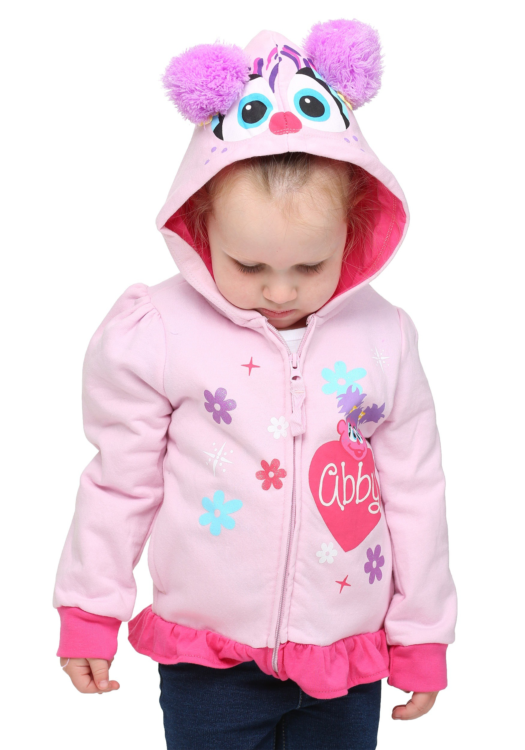 Toddler girls hoodies