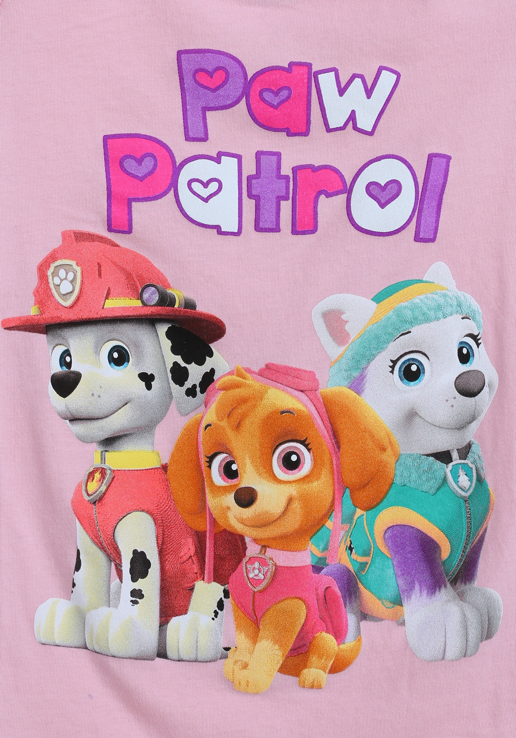 Fun Gifts For Her Girls Paw Patrol Group Shot T Shirt