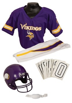Vikings NFL Uniform Costume