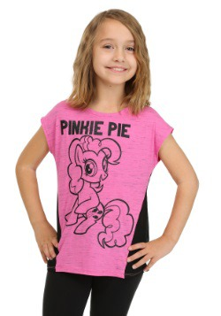 My Little Pony Pinkie Pie Girls Tee