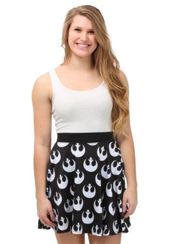 Star Wars Rebellion Allover Skirt