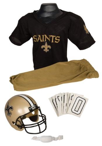Saints NFL Uniform Costume