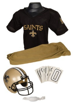Saints NFL Uniform Costume