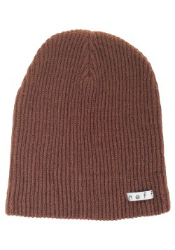 Neff Daily Brown Knit Hat