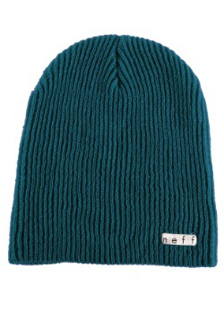 Neff Daily Dark Teal Knit Hat
