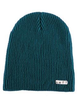 Neff Daily Dark Teal Knit Hat