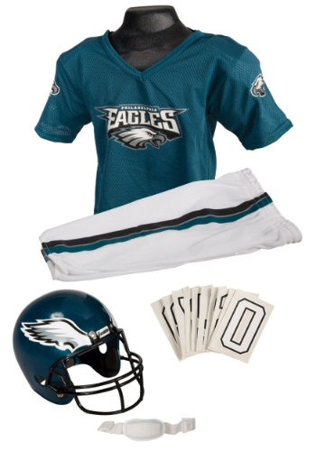 Philadelphia Eagles NFL Kids Uniform Set FA15700F10