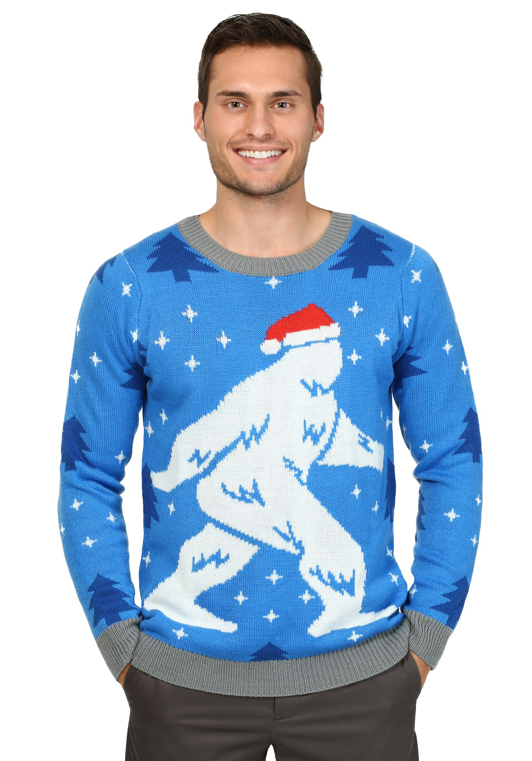 3a7ea138317 Yeti Ugly Christmas Sweater