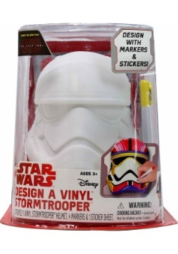 Star Wars Design a Vinyl Stormtrooper