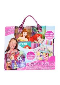 Disney Princess Fashion Activity Tote NEW