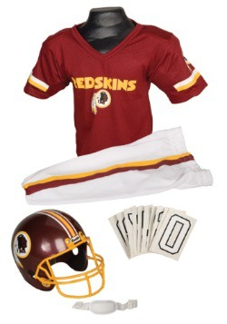 Washington Redskins NFL Uniform