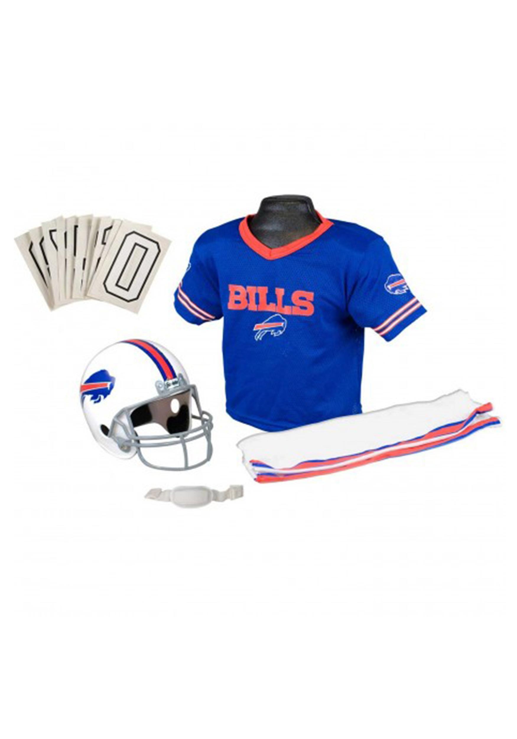 NFL Buffalo Bills Uniform Set FA15700F15