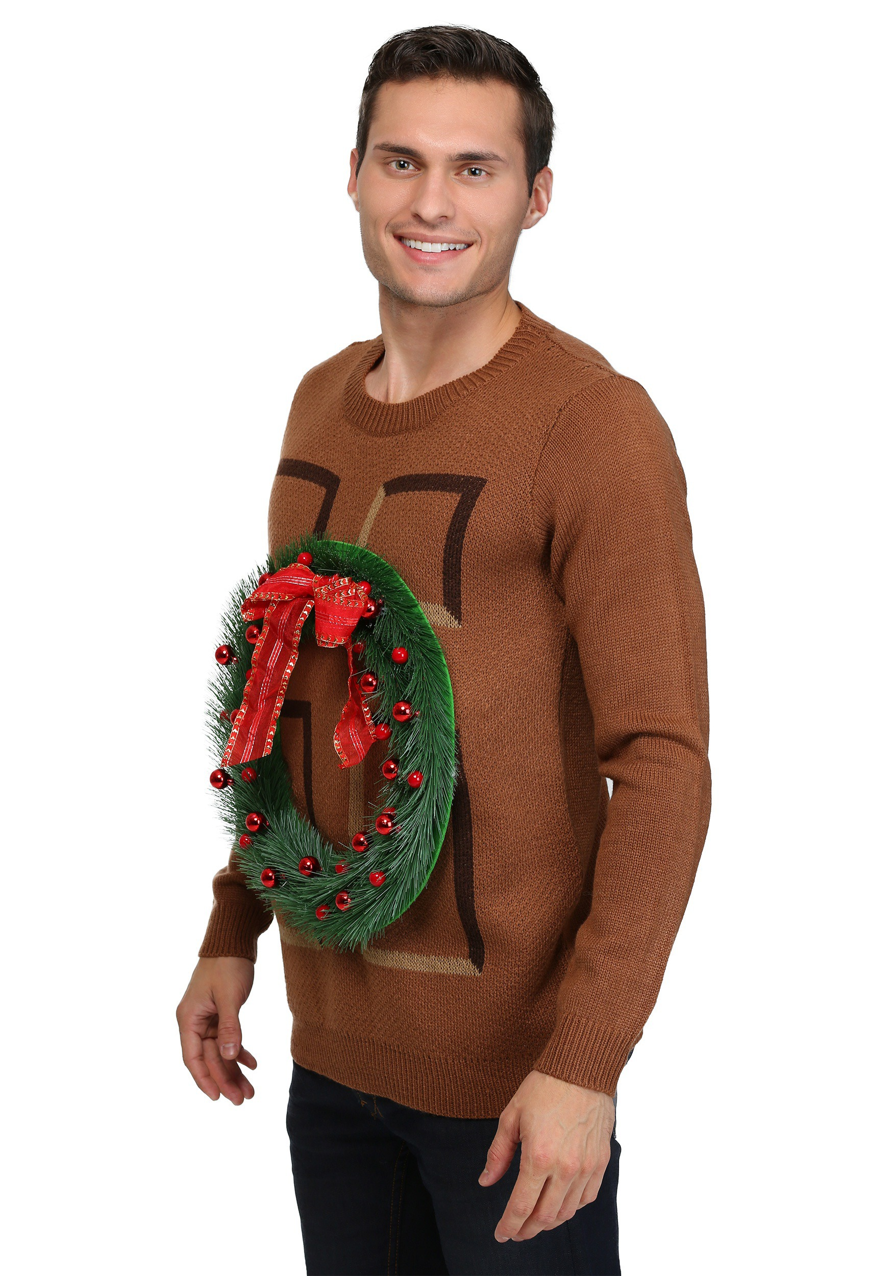 Ugly Christmas Sweater For Girls
