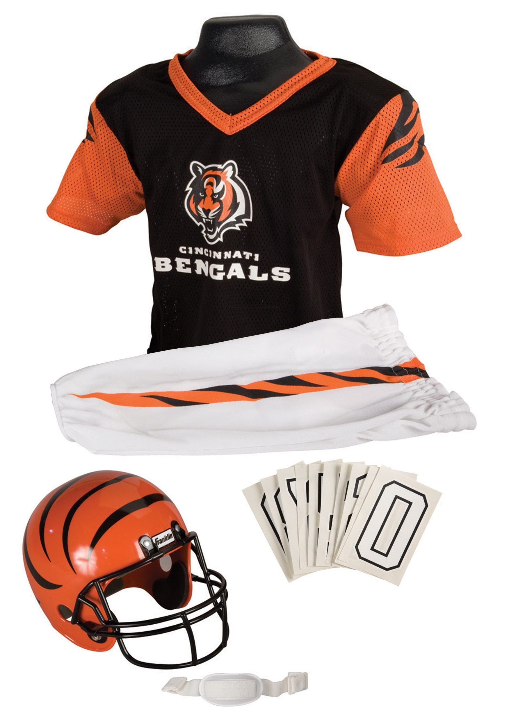NFL Cincinnati Bengals Uniform Set FA15700F16