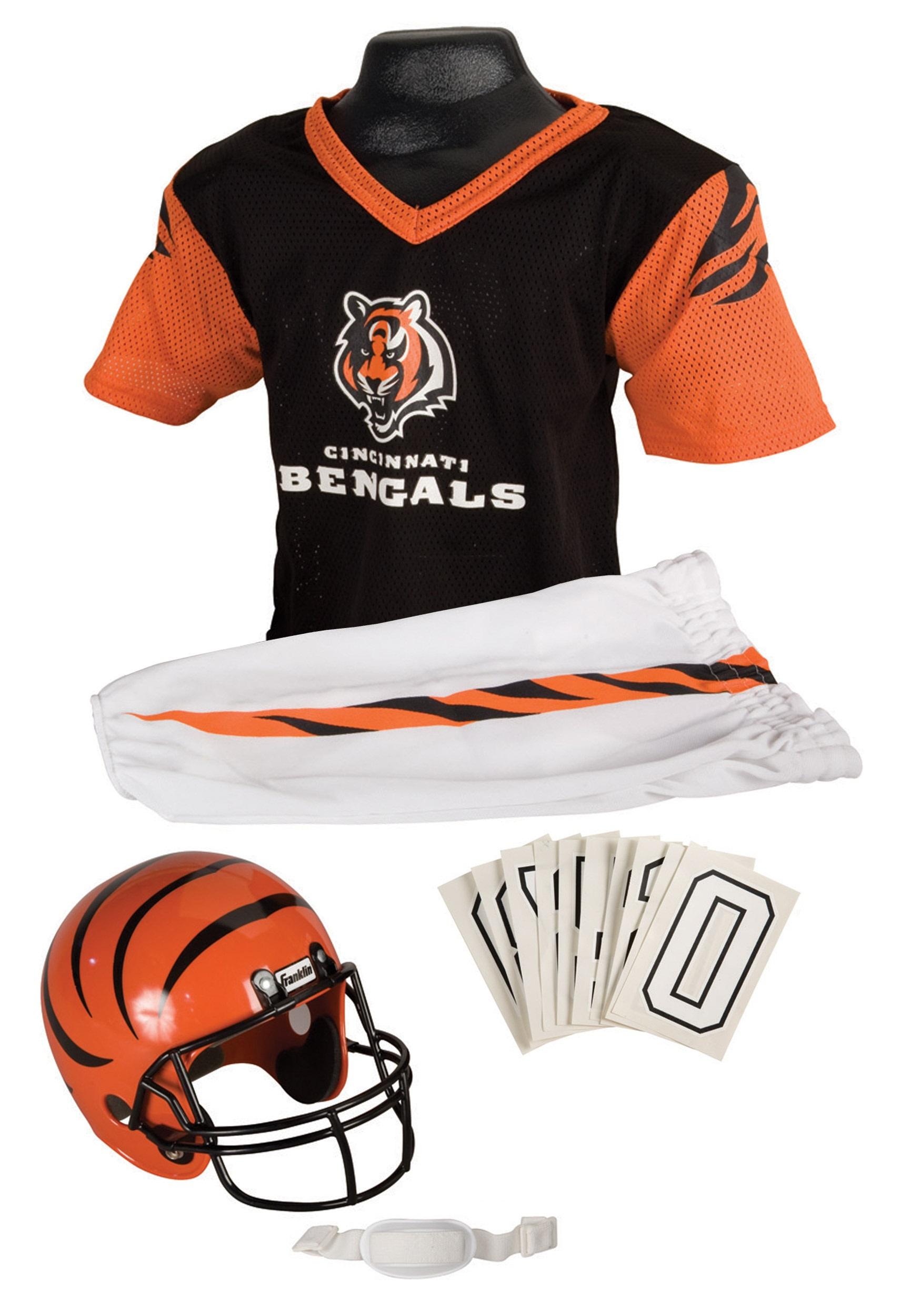 NFL Cincinnati Bengals Uniform Set FA15700F16