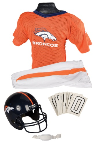Kids NFL Denver Broncos Uniform Costume