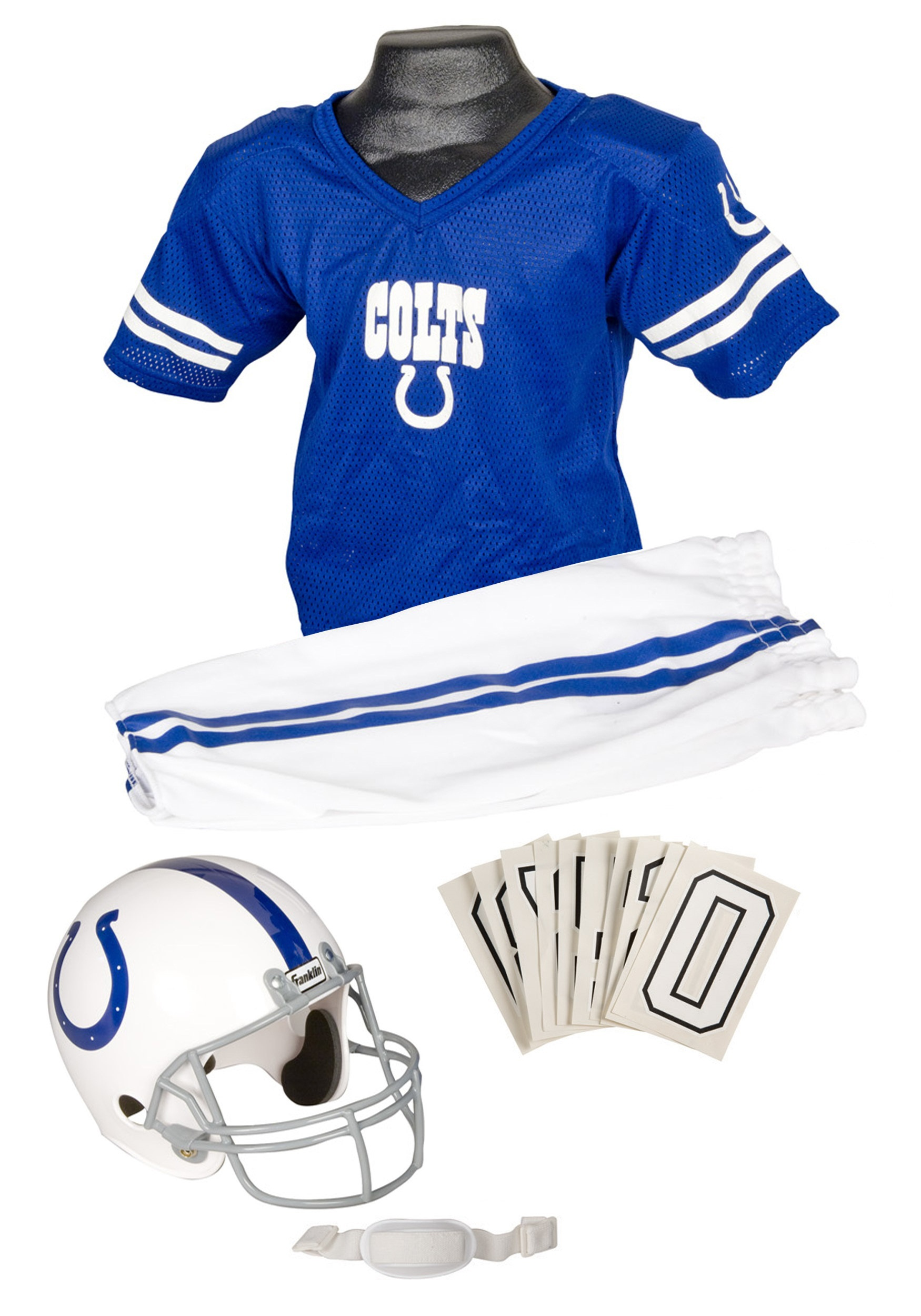 NFL Indianapolis Colts Uniform Set FA15700F20