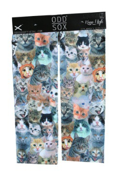 Cats Knee High Odd Sox
