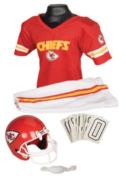 NFL Kansas City Chiefs Costume