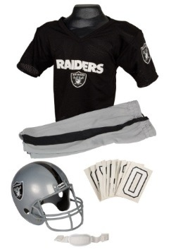 Raiders NFL Uniform Costume