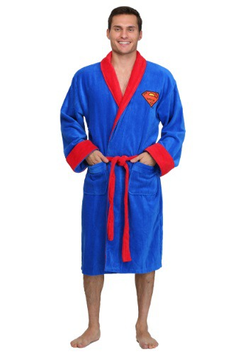 Superman Bath Robe