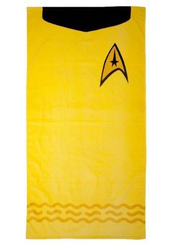 Star Trek Captain Kirk Beach Towel