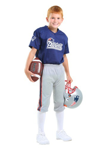 Patriots NFL Uniform Set