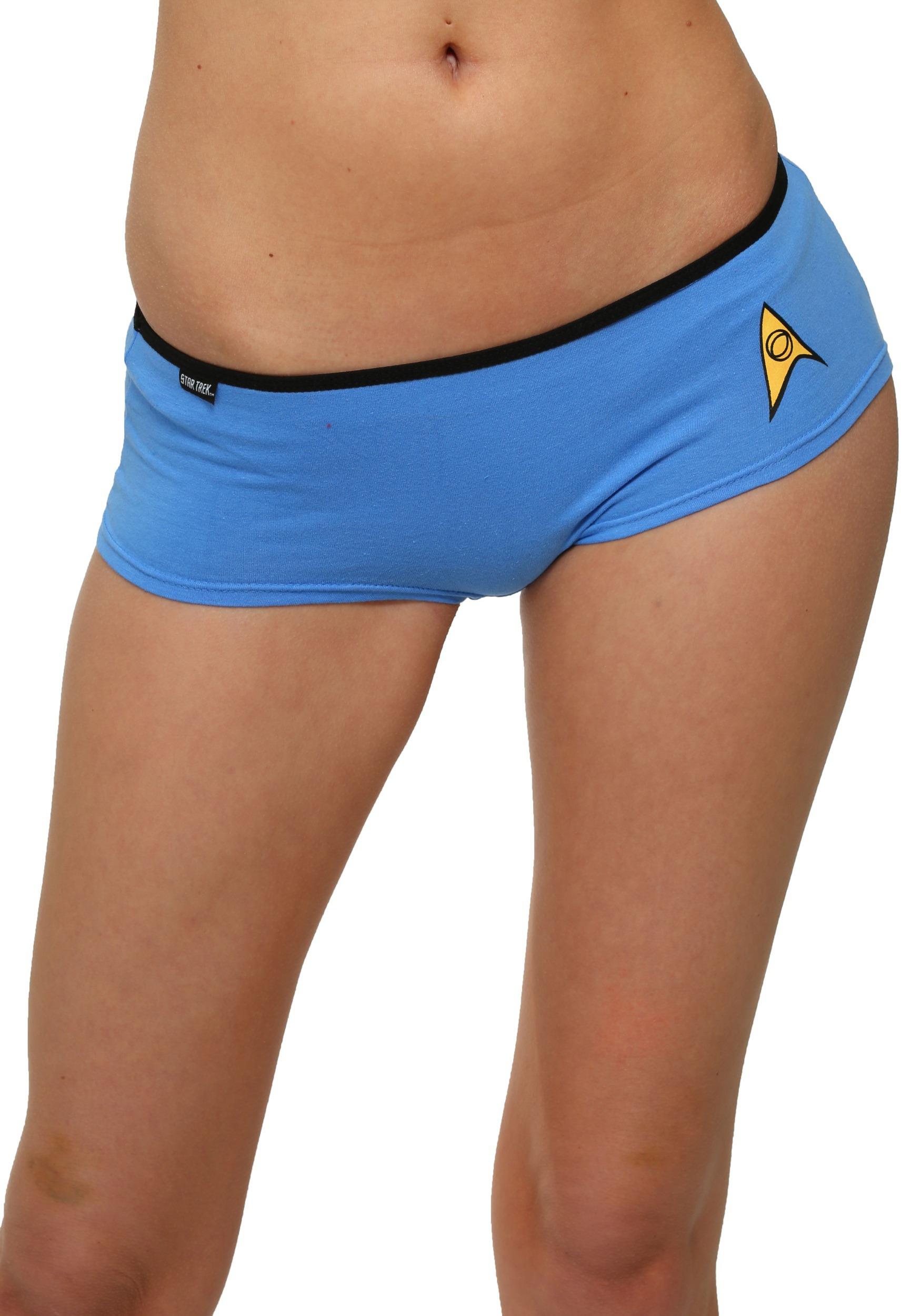 4adf1ac71a Star Trek Women s Panties 3 Pack 1