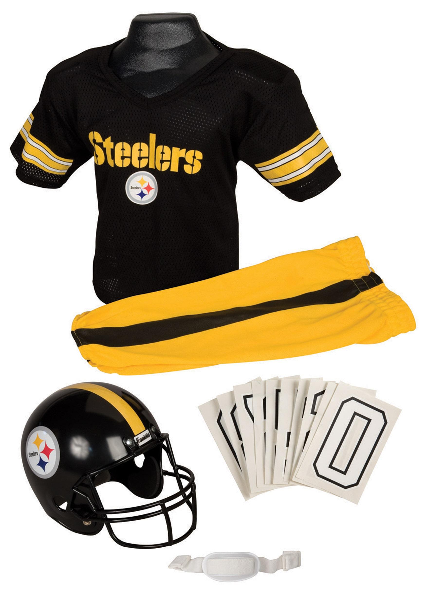 7a153694d32 Steelers NFL Uniform Costume