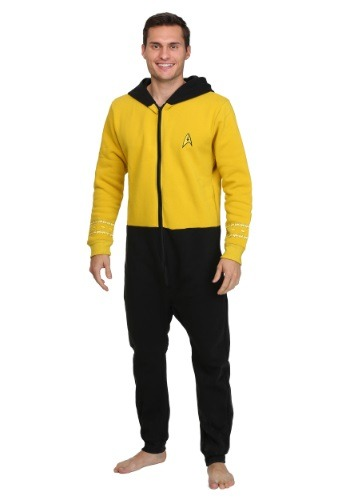 Star Trek Captain Kirk Pajamas