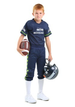 Seahawks Kids NFL Uniform Costume