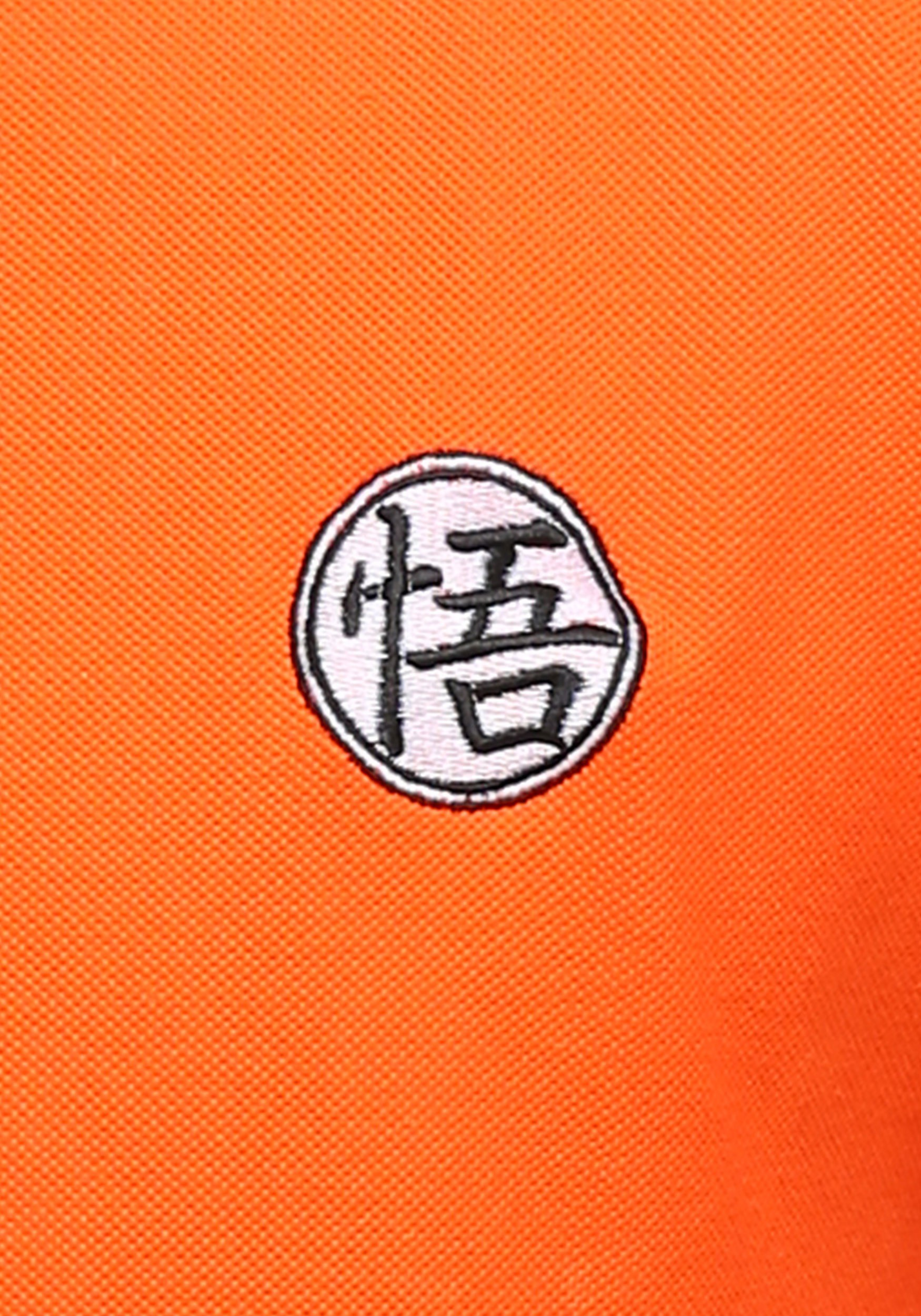 Dragon Ball Z Symbol Polo Shirt