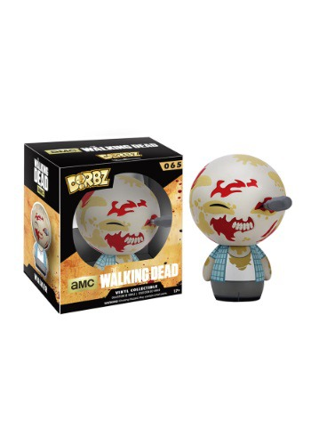 Dorbz Walking Dead Walker Vinyl Figure