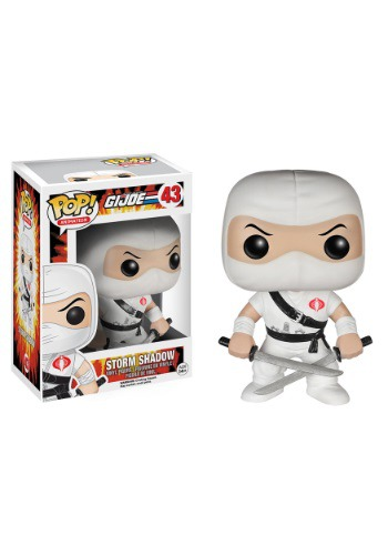 POP! G.I. Joe Storm Shadow Vinyl Figure FN6135