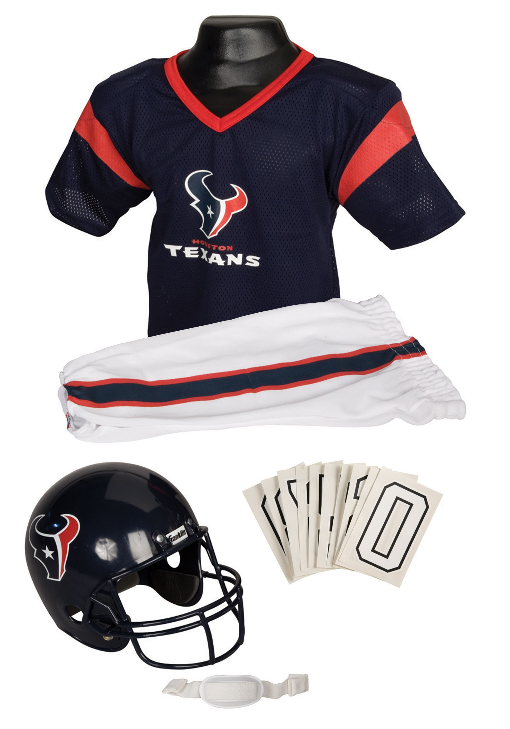 446e462b0ed Kids Texans NFL Uniform Costume