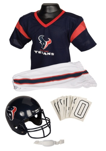 Texans NFL Uniform Costume