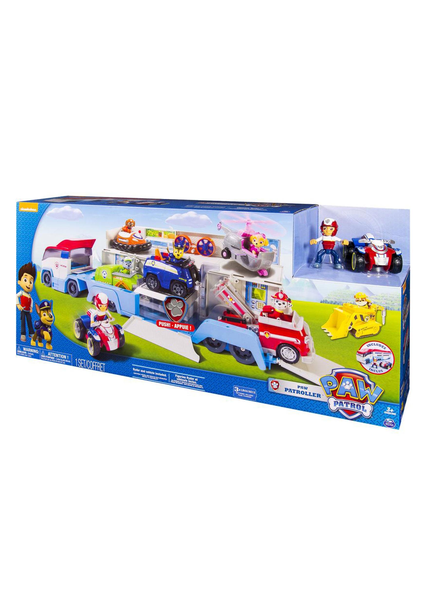Paw Patrol Toys - Nickelodeon Games   Toys 555c918f97
