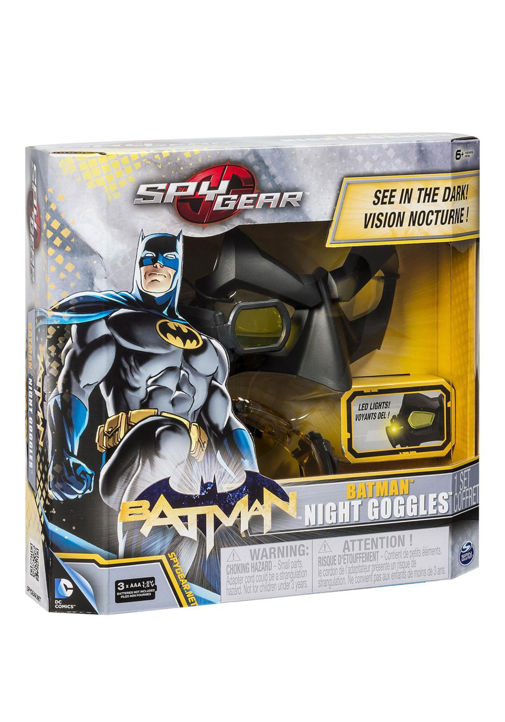 Batman Night Goggle Mask SA6024983