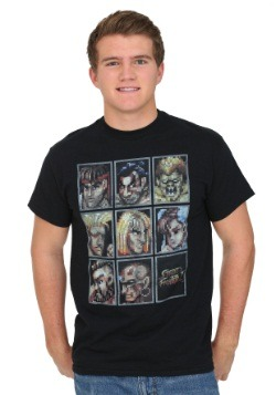 Street Fighter 2 Fighter Options Men''s T-Shirt