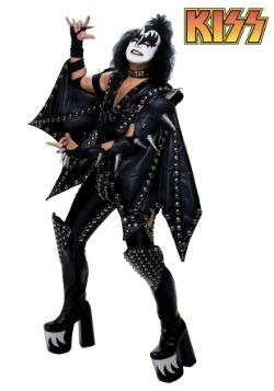 Plus Size Authentic Gene Simmons KISS Costume