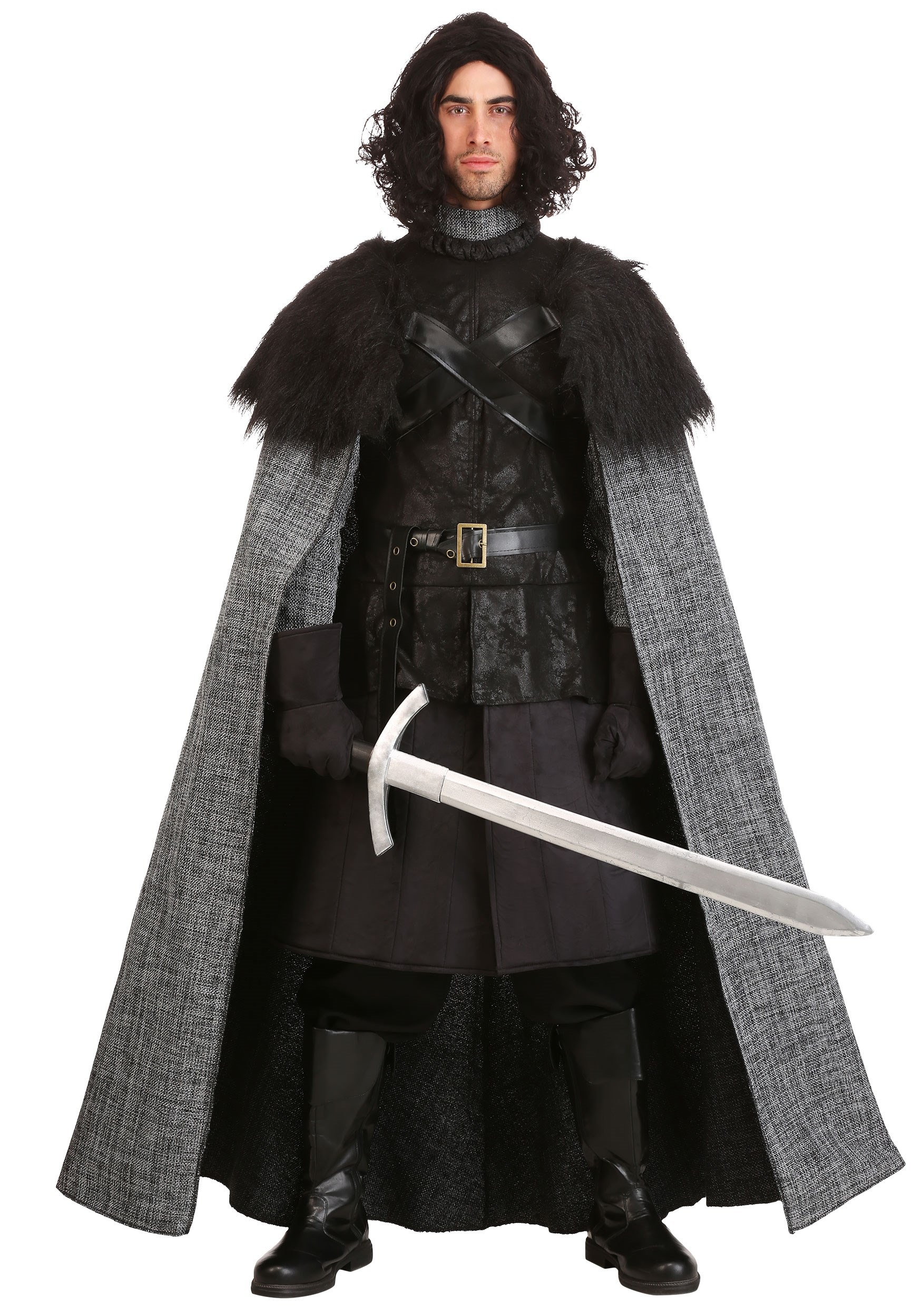 Game Of Thrones Medieval King Mens Cape One Size