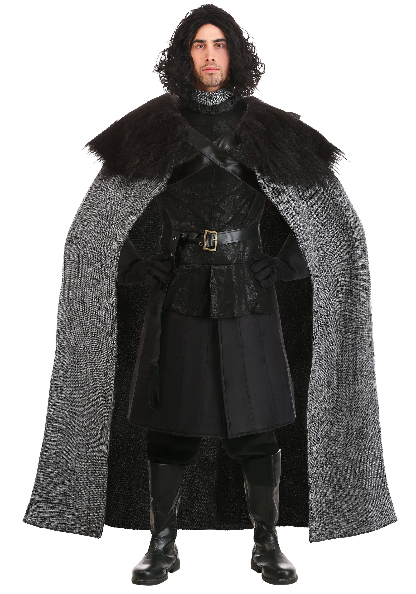 Dark Northern King Costume for Adults