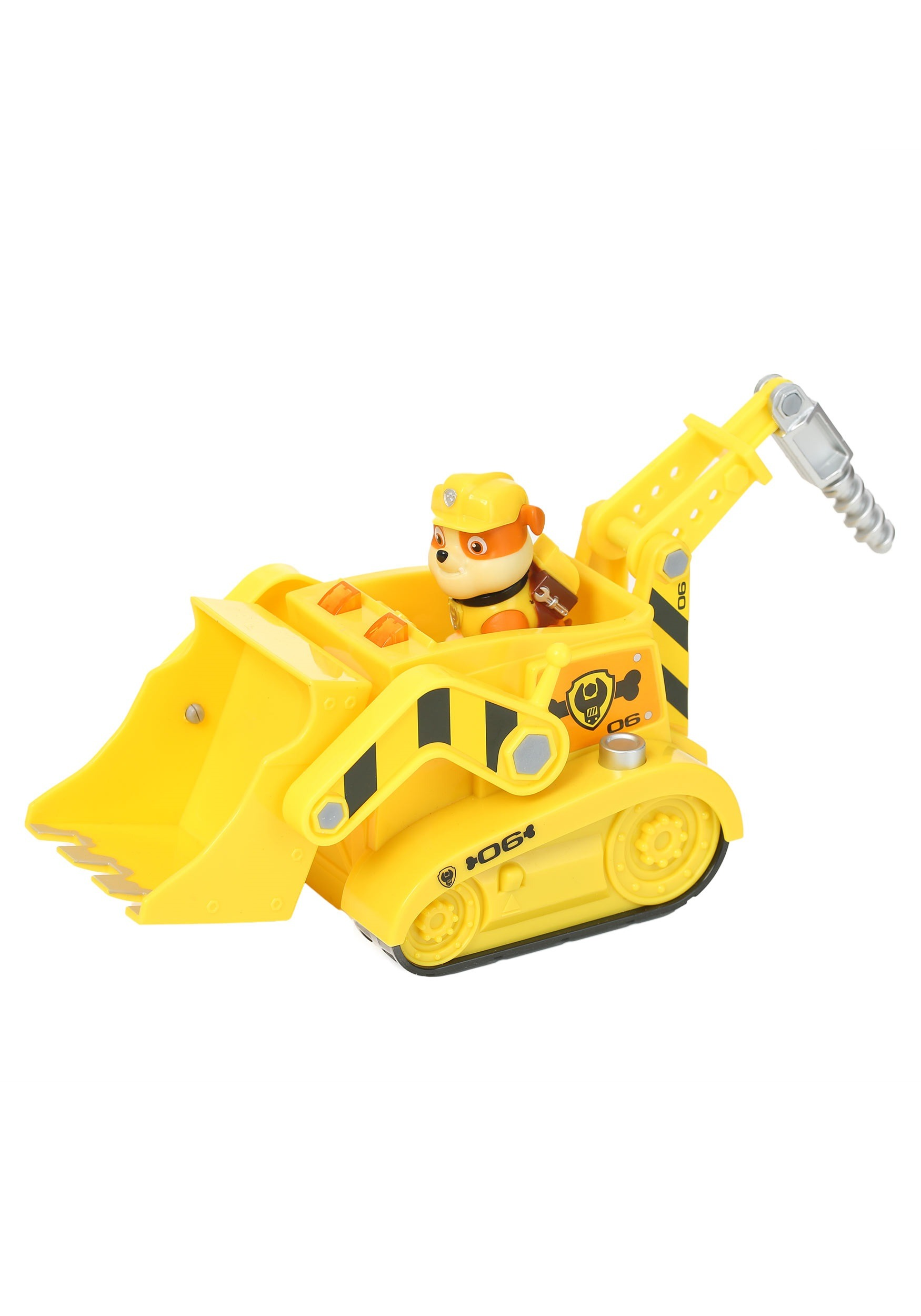 Paw Patrol Light & Sound Vehicle Rubble SA20070081